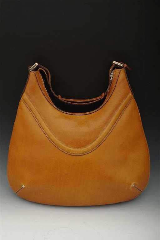 2754291e41a Authentic NWOT Gucci New Jackie Orange Lambskin Leather