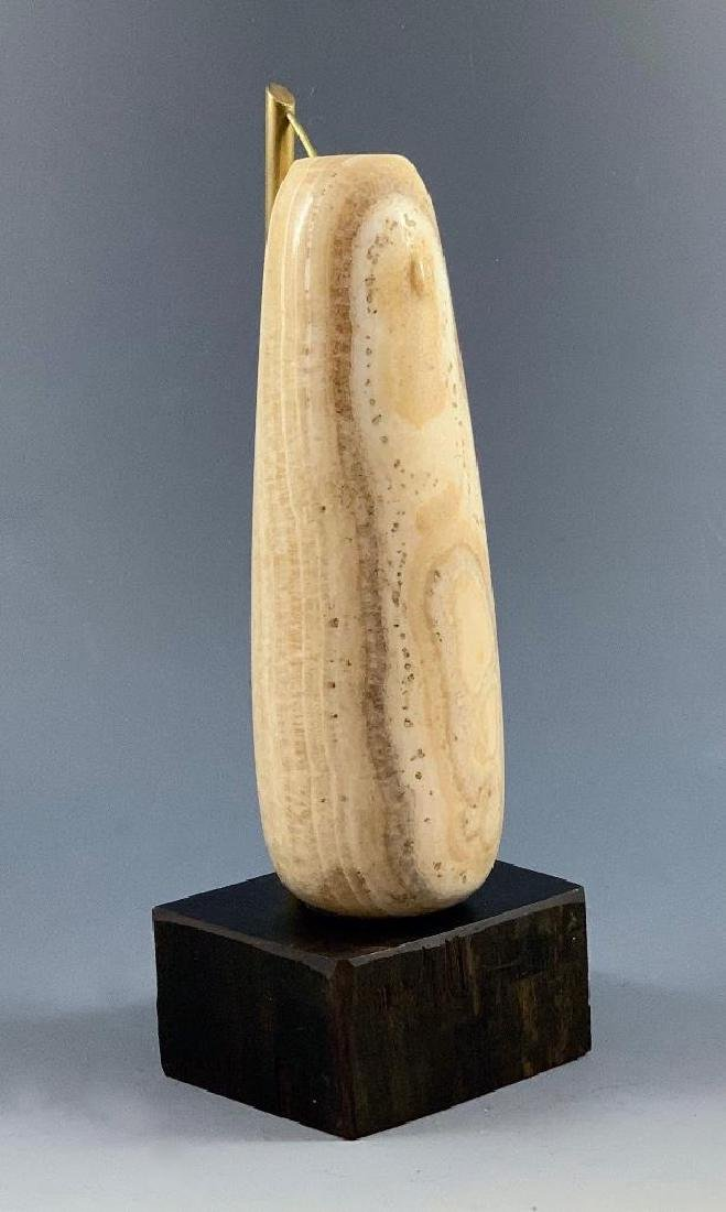Ancient Egyptian Alabastron - 2