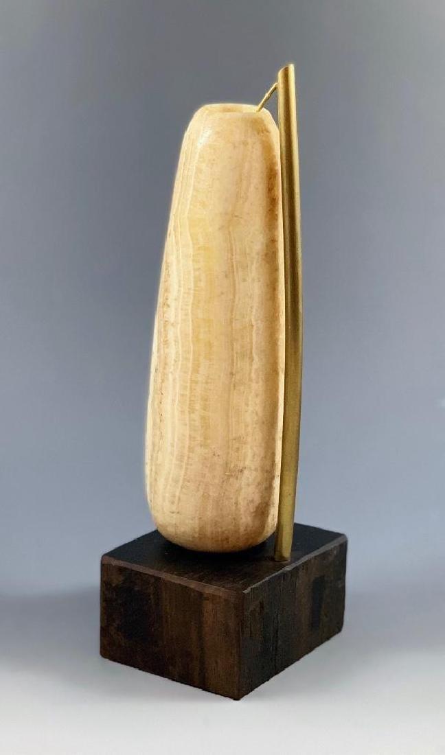Ancient Egyptian Alabastron - 5