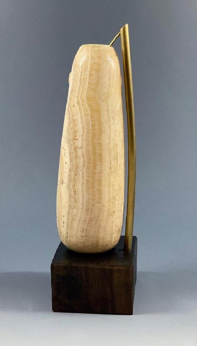 Ancient Egyptian Alabastron - 6