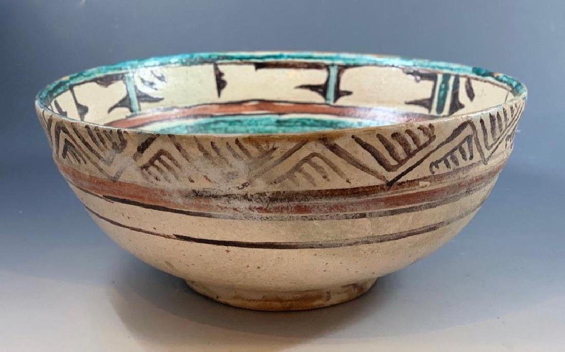 Antique Middle Eastern Bowl - 4