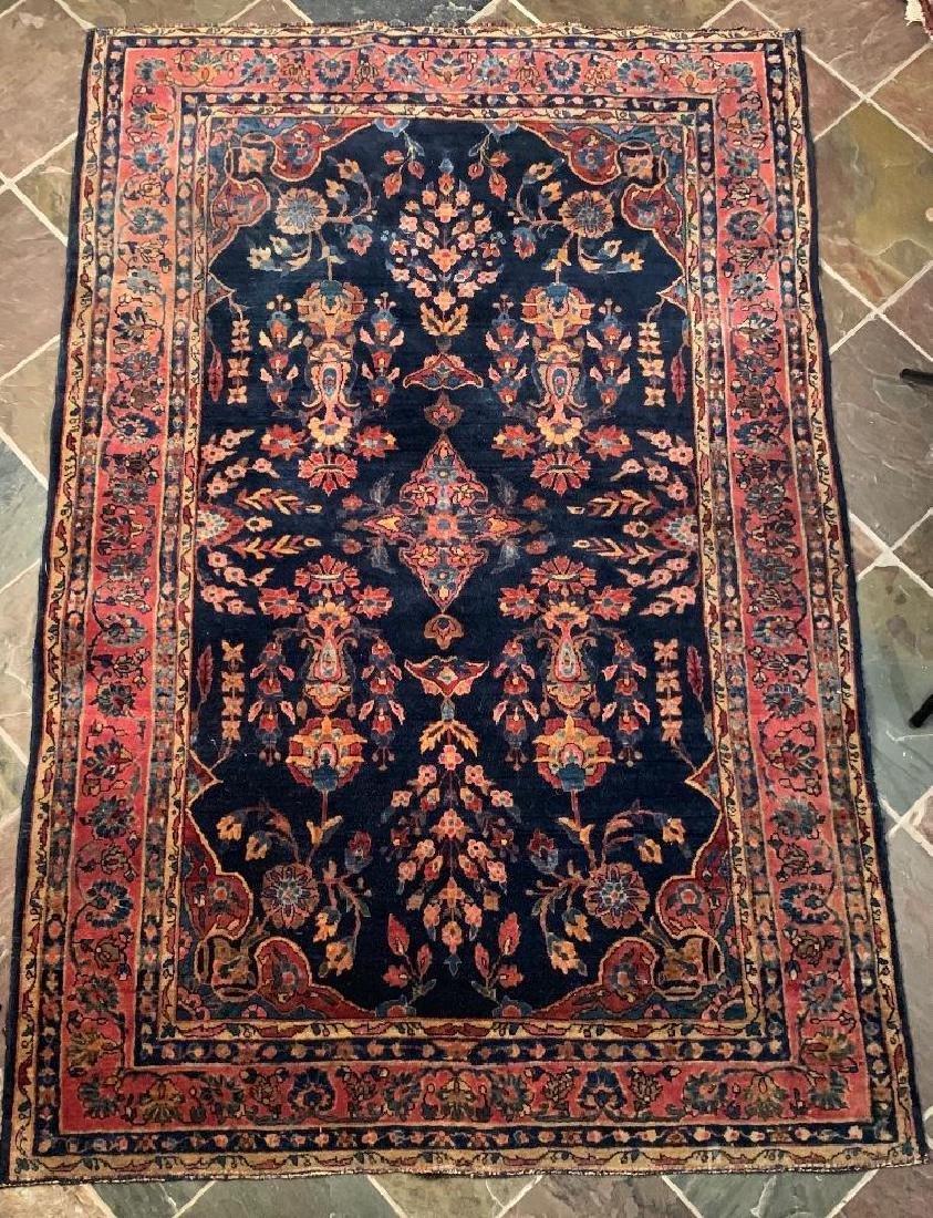 Antique Persian Mohaterin Sarouk