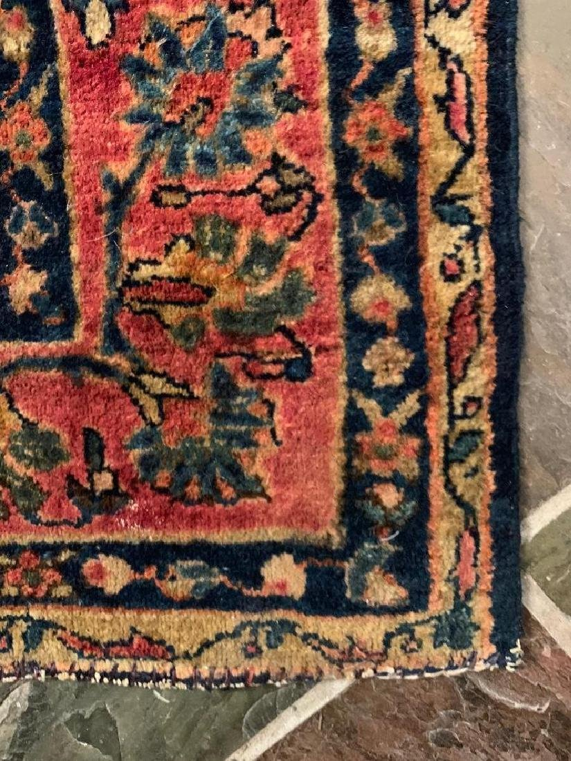 Antique Persian Mohaterin Sarouk - 2