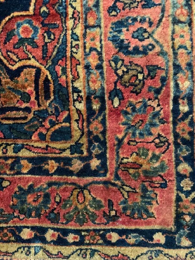Antique Persian Mohaterin Sarouk - 3