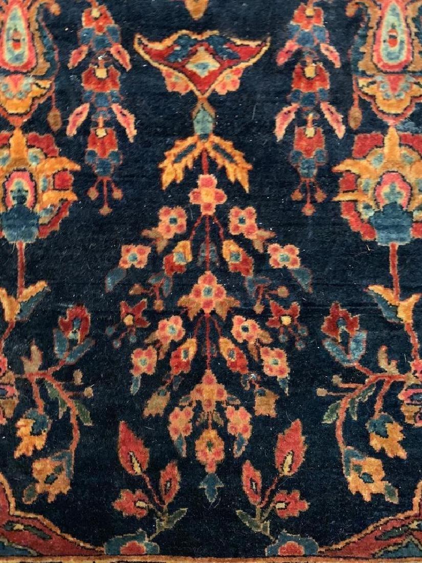 Antique Persian Mohaterin Sarouk - 4