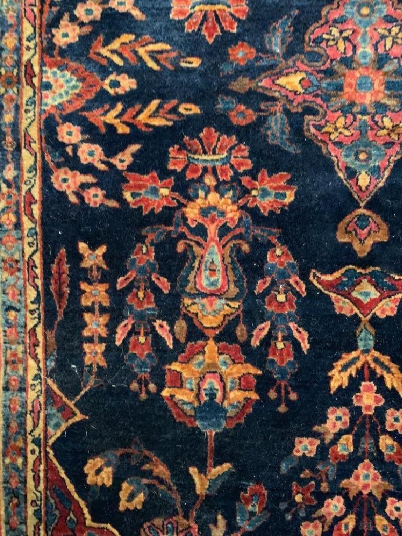 Antique Persian Mohaterin Sarouk - 5