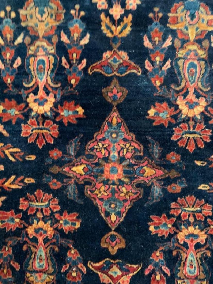 Antique Persian Mohaterin Sarouk - 6