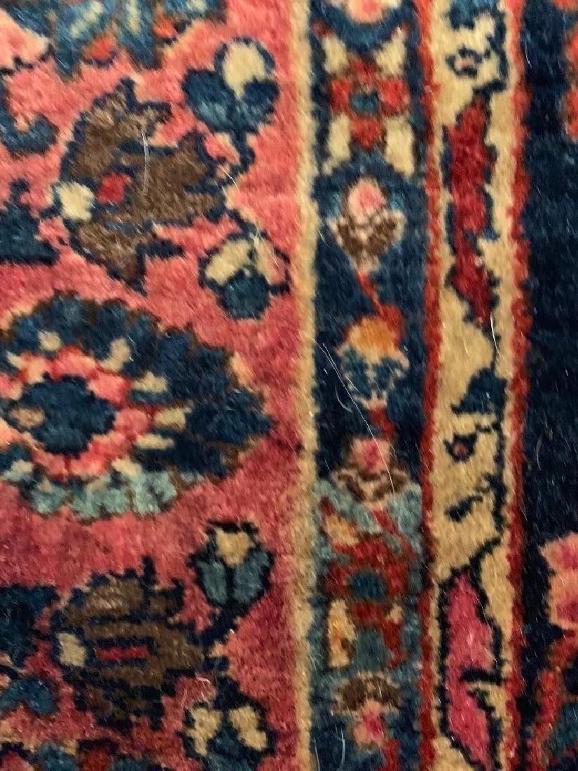 Antique Persian Mohaterin Sarouk - 7