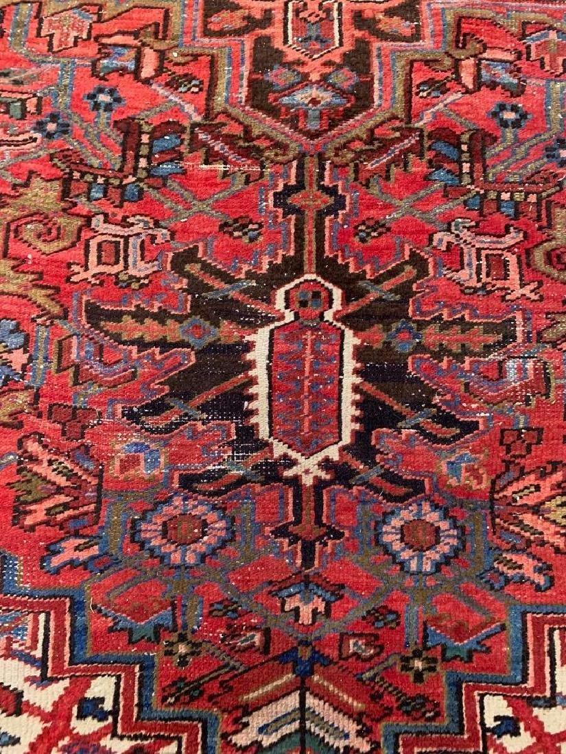 Antique Persian Heriz - 4