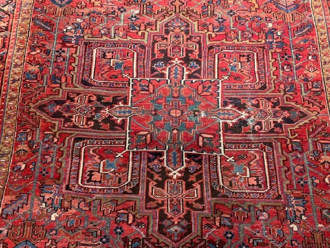 Antique Persian Heriz - 6