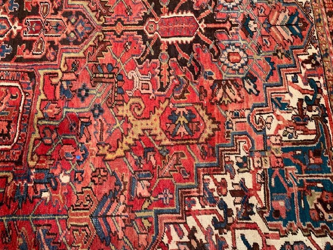 Antique Persian Heriz - 7