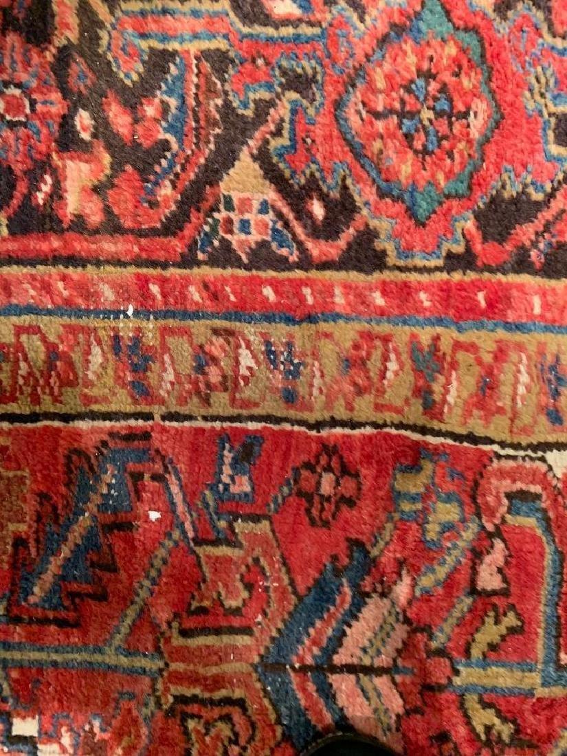 Antique Persian Heriz - 8