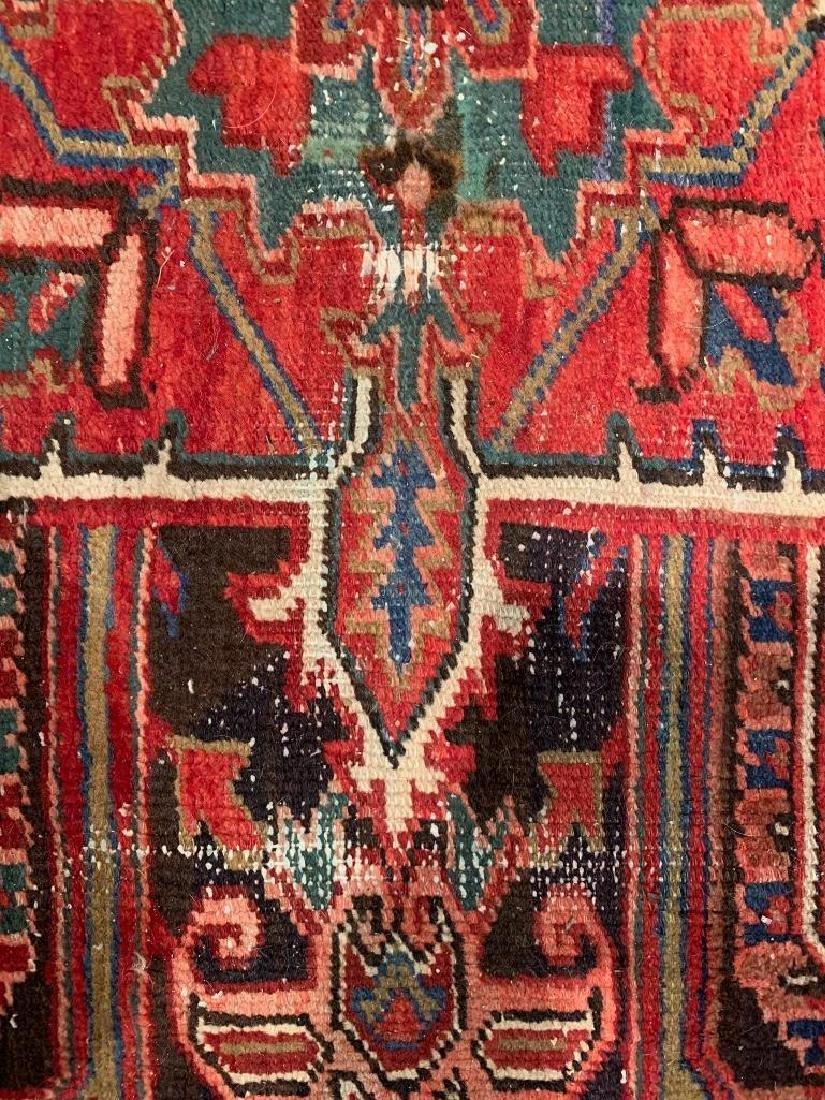 Antique Persian Heriz - 9