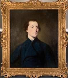 Portrait Attributed to  Sir Joshua Reynolds