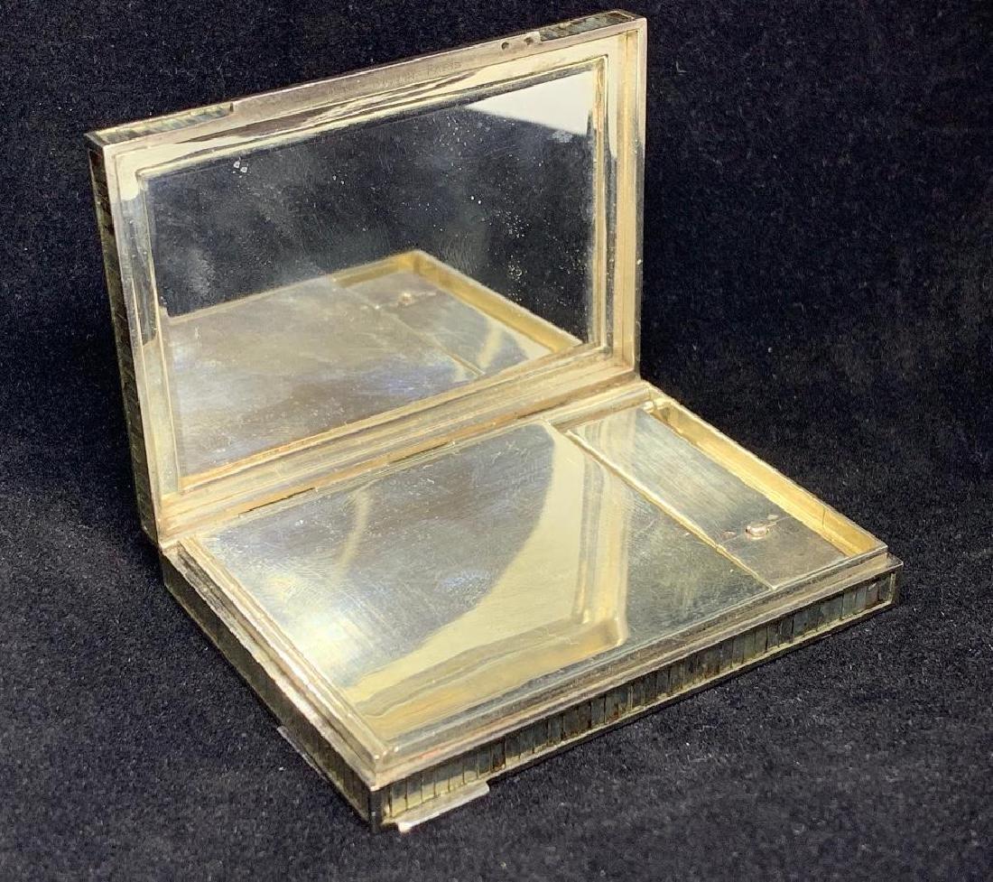 Rene Boivin, Paris, 18K Gold and Micromosaic Compact - 3