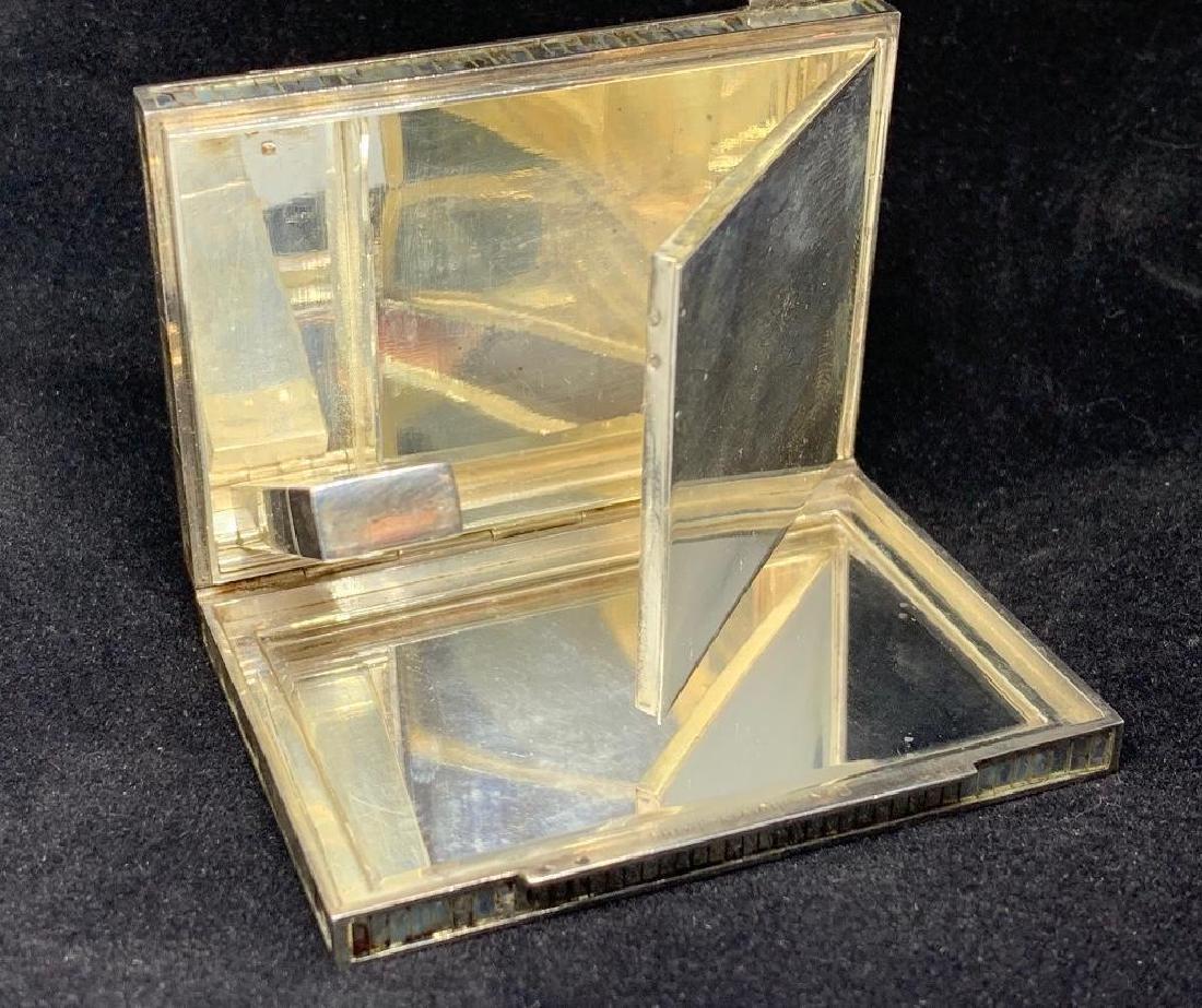 Rene Boivin, Paris, 18K Gold and Micromosaic Compact - 4