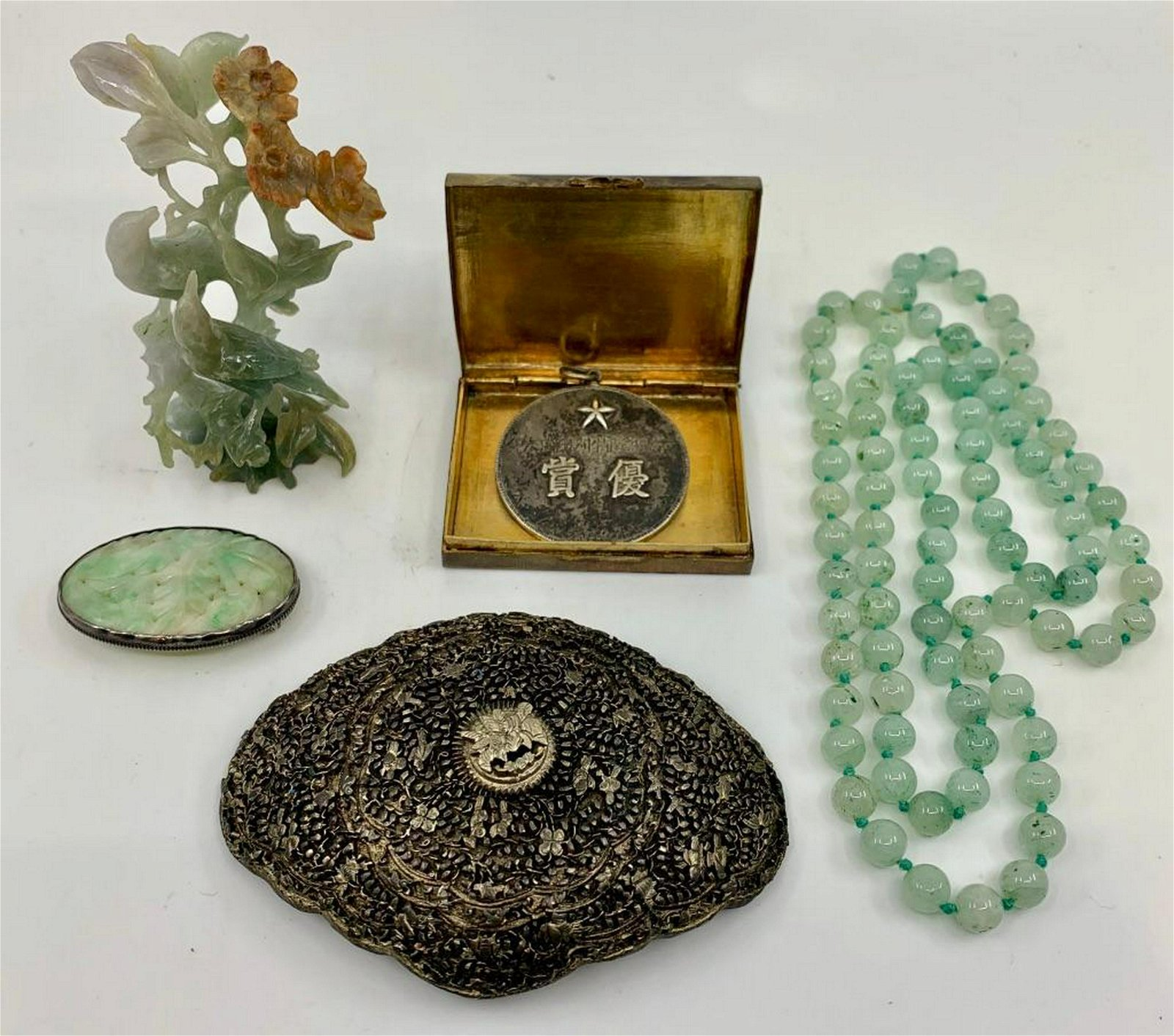 Assorted Lot of Chinese Items