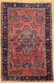 Persian Ferahan Sarouk Carpet Antique