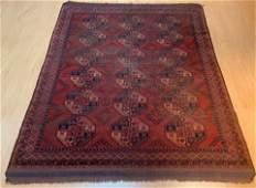 Antique Turkoman Carpet