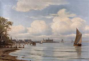 Johan Jens Neumann(Danish 1860-1940)