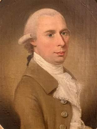 18thc. British School Portrait