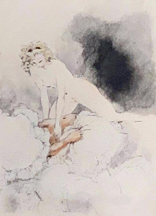 Louis Icart(French 1888-1950)