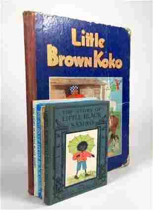 Helen Bannerman, Little Black Sambo