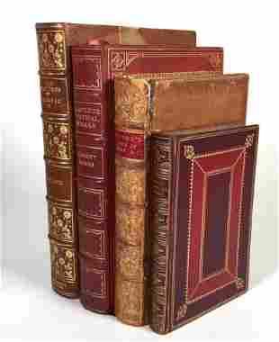 Robert Burns, John Keats, Henry David Thoreau, more