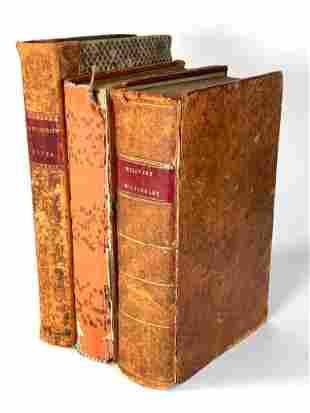 Three 19th Century Books regarding American Government