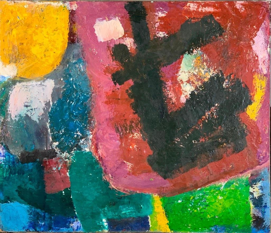 20thc. American School Abstract