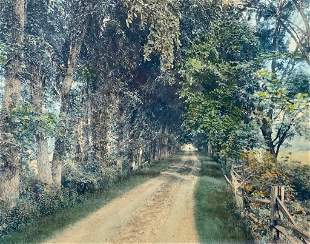 "Wallace Nutting, ""Seven Bridge Road"""
