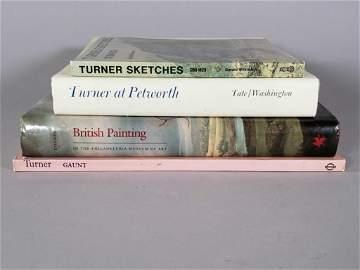 Four Volumes, JMW Turner and British Painting
