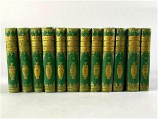 "Twelve Volumes, ""The Works of William Shakspere"""