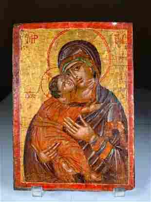 Russian Icon, Federovskaya Mother of God