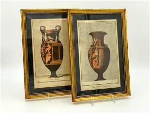 After Giovanni Battista Passeri, Etrucscan Vases, 2