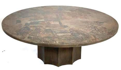 Philip and Kelvin LaVerne Odyssey Coffee Table