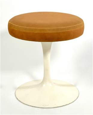 Eero Saarinen Tulip Stool for Knoll International