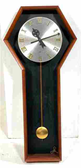 Arthur Umanoff for Howard Miller Wall Clock