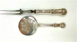 Tiffany & Co. English King Pattern Service Pieces