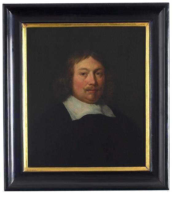 3: Studio of B. van der Helst, A Portrait of Pieter de
