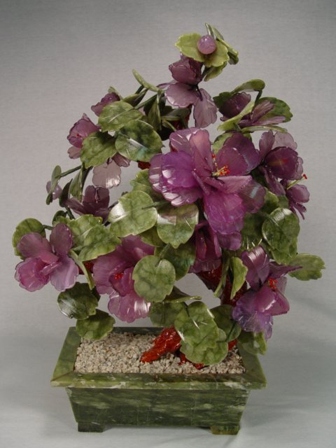 1: Jade Flower