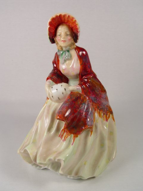 22: Royal Doulton - Her Ladyship Figurine