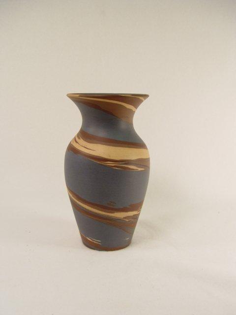 1003: Vintage Niloak Missionware Vase