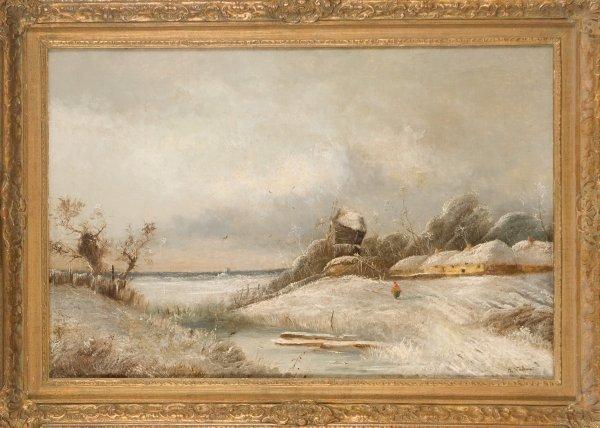 13: Adolf STADEMANN (Dutch, 1824-1895)