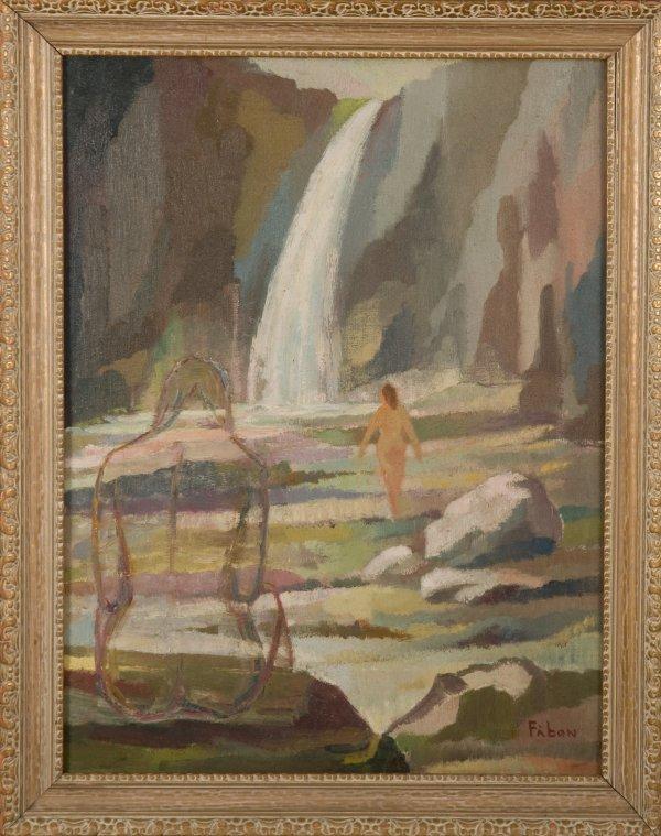 16: Fabon (Domenico Bonfa) (Italian, 1912- )