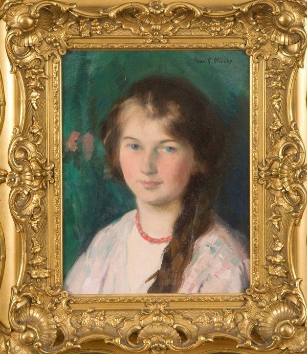 18: Ivan Gregorevitch OLINSKY (Russian, 1878-1962)