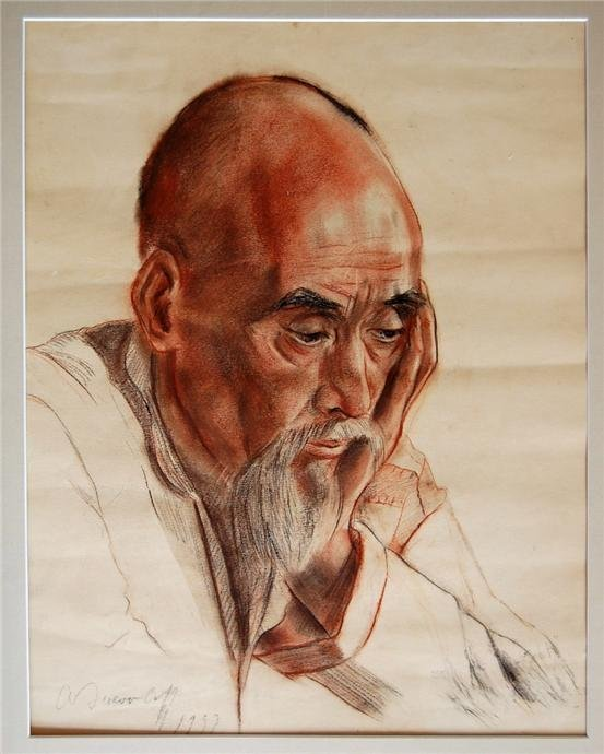 59: Alexander Evgenevich IACOVLEFF (1887-1938)