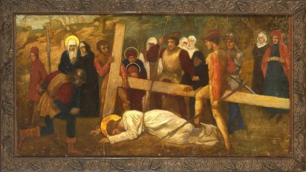 10: American Arts and Crafts Era Stations of the Cross