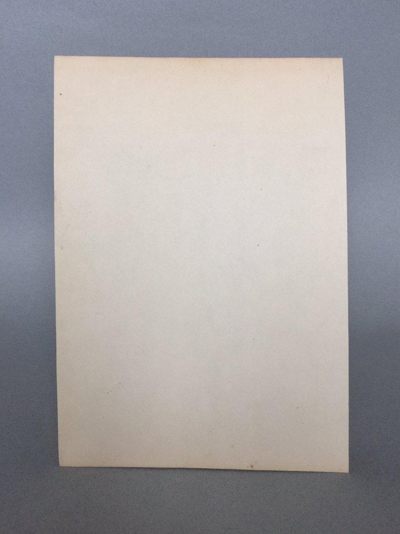 Edgar Degas graphite on paper - 5