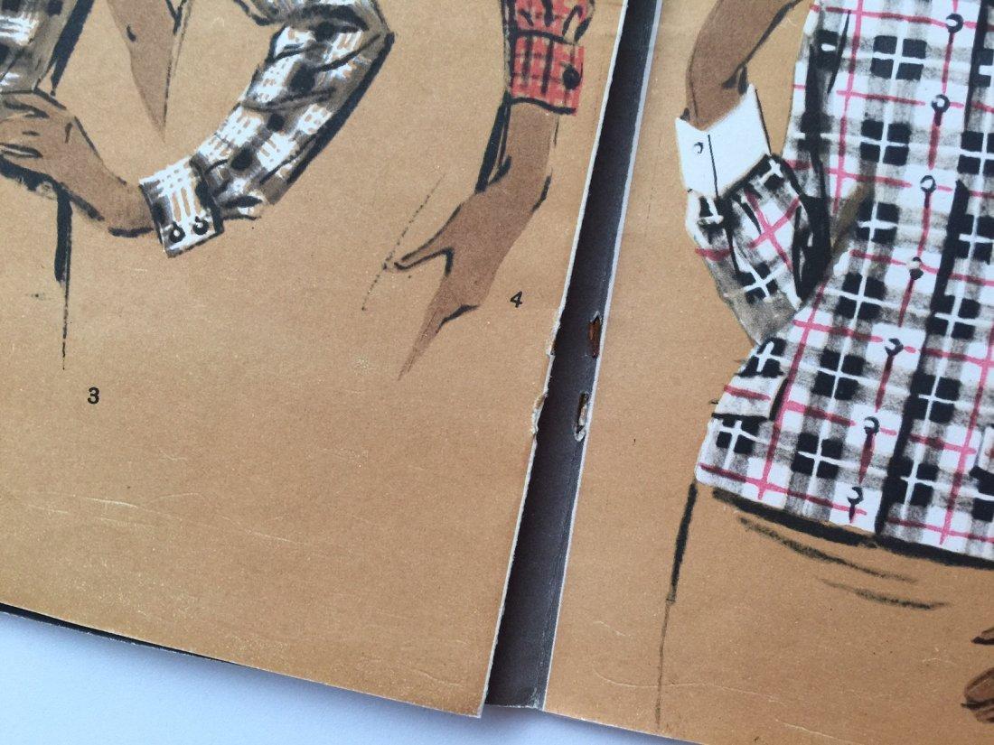 "Fashion magazine ""Blouses and Skirts"" 1966-67 - 7"